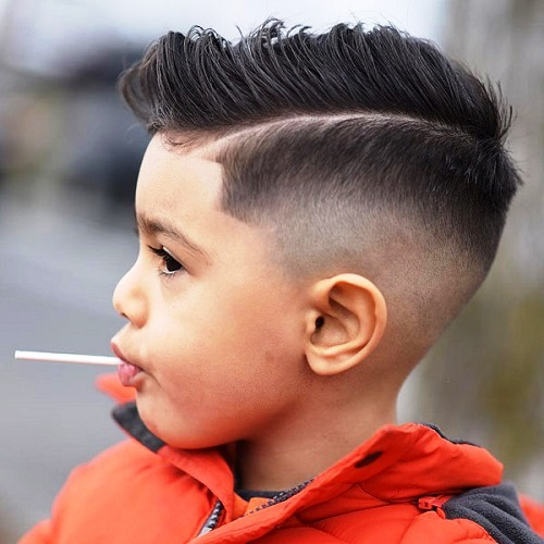 Hipster Taper Haircut