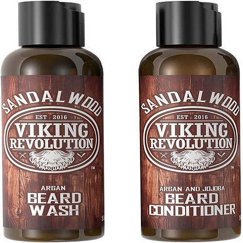 Complete Set of Beard Wash and Conditioner