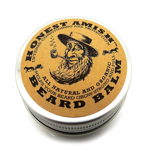 HONEST AMISH BEARD'S BALM LEAVE-IN BEARD'S CONDITIONERS
