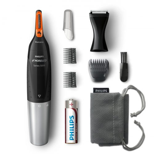 PHILIPS NORELCO SERIES 5100 NOSE HAIR TRIMMER