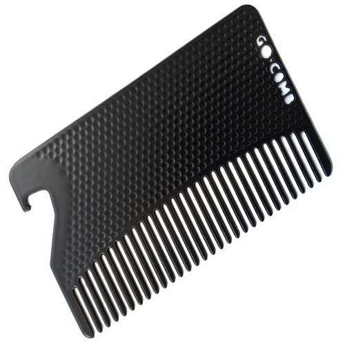 PORTABLE AND TRAVEL-FRIENDLY Best Beard Comb