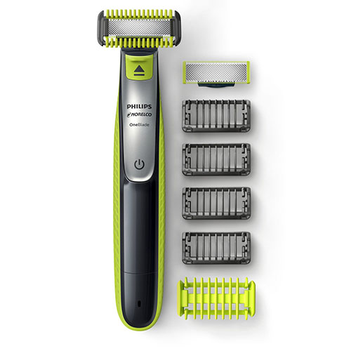 philips Norelco oneblade Trimmer Best Trimmer for Balls