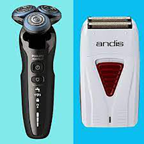 Powerful Motor Best Electric Shaver For African American Skin